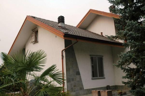 Villa in vendita a Buttigliera Alta, Semicentrale, Con giardino, 170 mq - Foto 5