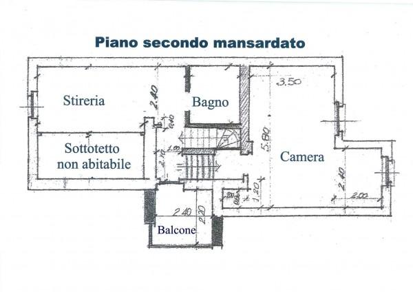 Villa in vendita a Buttigliera Alta, Semicentrale, Con giardino, 170 mq - Foto 2