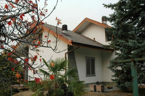 Villa in vendita a Buttigliera Alta, Semicentrale, Con giardino, 170 mq