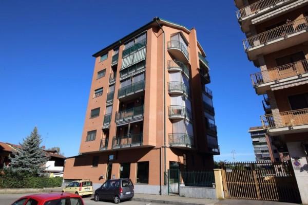 Appartamento in vendita a Torino, Rebaudengo, Con giardino, 55 mq