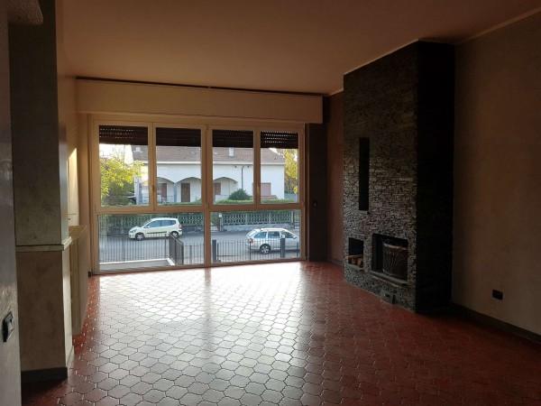 Villa in affitto a Gallarate, Madonna In Campagna, Con giardino, 283 mq - Foto 19