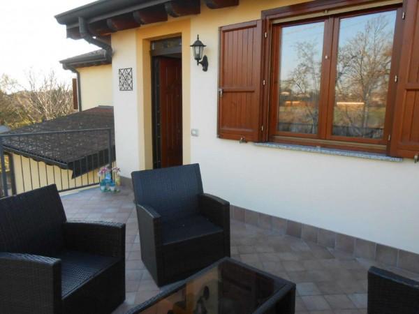 Appartamento in vendita a Gombito, Residenziale, Con giardino, 97 mq - Foto 38