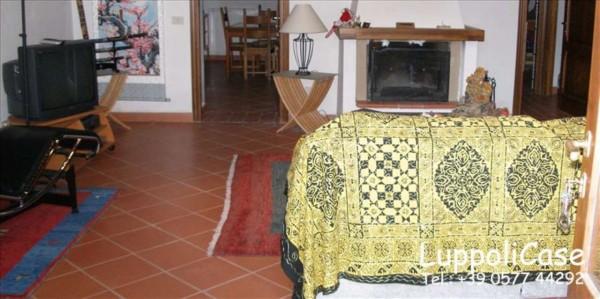 Villa in vendita a Castelnuovo Berardenga, Con giardino, 140 mq - Foto 11