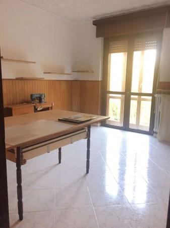 Appartamento in vendita a Garbagnate Milanese, Biblioteca-centro, Con giardino, 105 mq - Foto 16