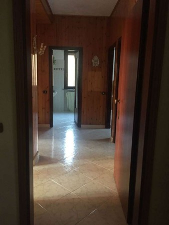 Appartamento in vendita a Garbagnate Milanese, Biblioteca-centro, Con giardino, 105 mq - Foto 18