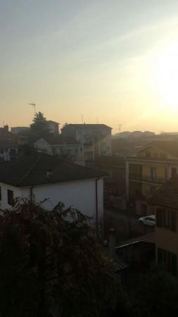 Appartamento in vendita a Garbagnate Milanese, Biblioteca-centro, Con giardino, 105 mq - Foto 14