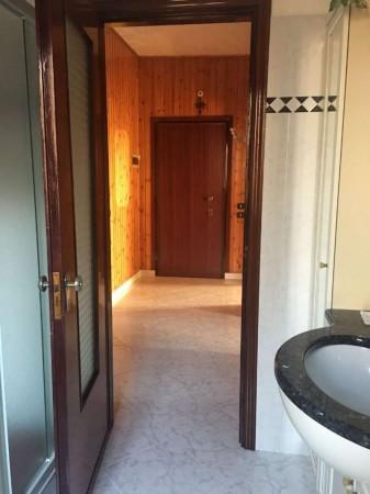 Appartamento in vendita a Garbagnate Milanese, Biblioteca-centro, Con giardino, 105 mq - Foto 12