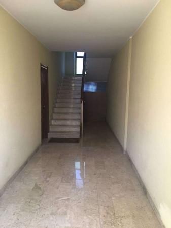 Appartamento in vendita a Garbagnate Milanese, Biblioteca-centro, Con giardino, 105 mq - Foto 15