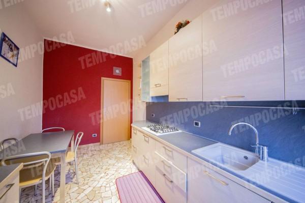 Appartamento in vendita a Milano, Affori Fn, Con giardino, 65 mq - Foto 10
