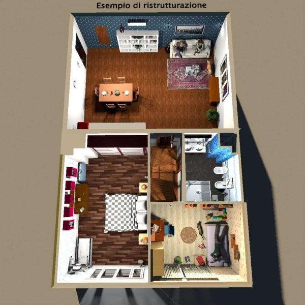 Appartamento in vendita a Milano, Crescenzago, 87 mq - Foto 4
