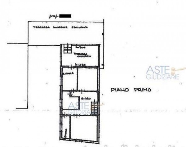Appartamento in vendita a Pistoia, Centro, Con giardino, 102 mq - Foto 2