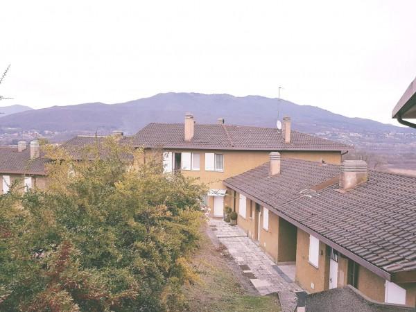 Villetta a schiera in vendita a Bregano, Arredato, con giardino, 115 mq - Foto 30