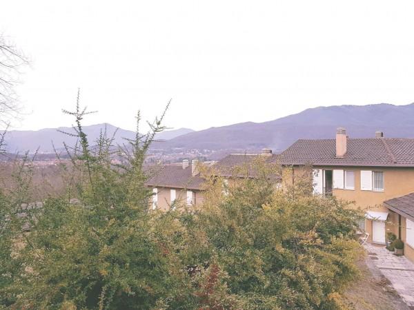 Villetta a schiera in vendita a Bregano, Arredato, con giardino, 115 mq - Foto 18