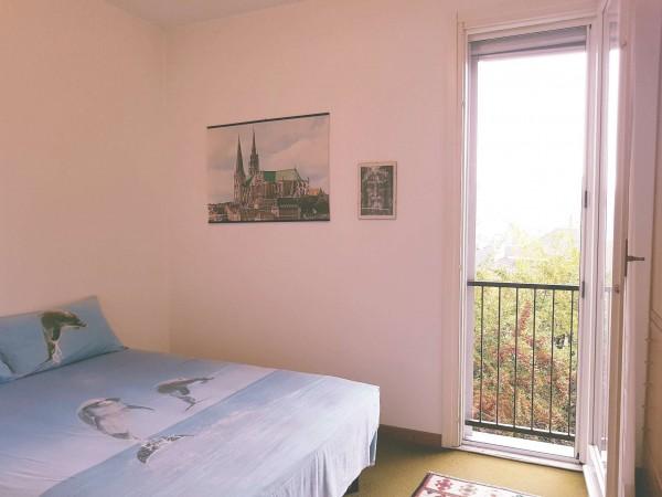 Villetta a schiera in vendita a Bregano, Arredato, con giardino, 115 mq - Foto 44