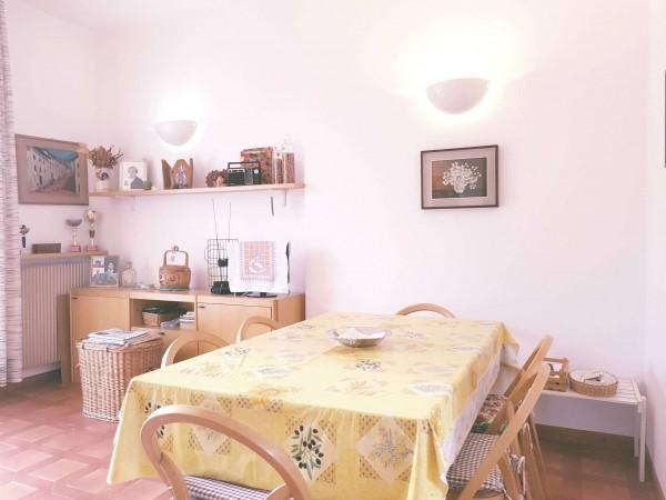 Villetta a schiera in vendita a Bregano, Arredato, con giardino, 115 mq - Foto 51