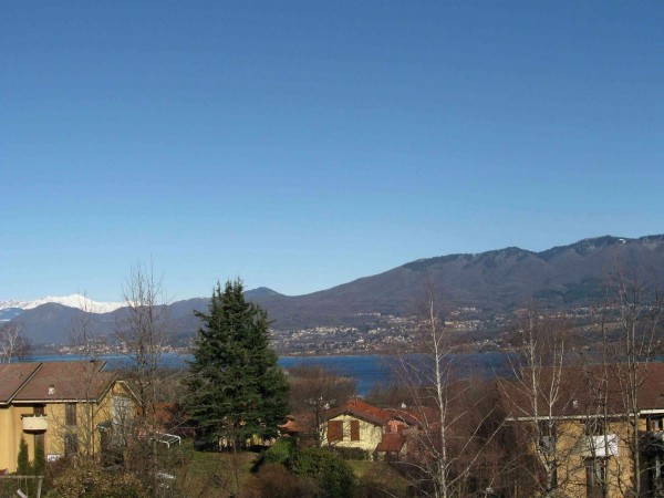Villetta a schiera in vendita a Bregano, Arredato, con giardino, 115 mq - Foto 26