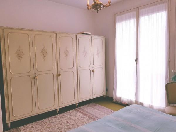 Villetta a schiera in vendita a Bregano, Arredato, con giardino, 115 mq - Foto 46