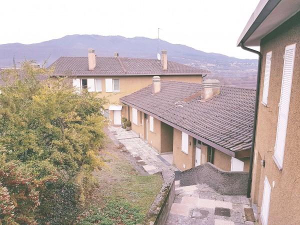 Villetta a schiera in vendita a Bregano, Arredato, con giardino, 115 mq - Foto 11