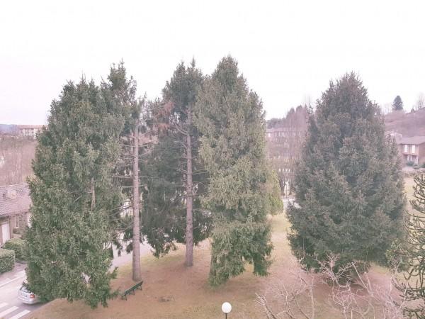 Villetta a schiera in vendita a Bregano, Arredato, con giardino, 115 mq - Foto 8