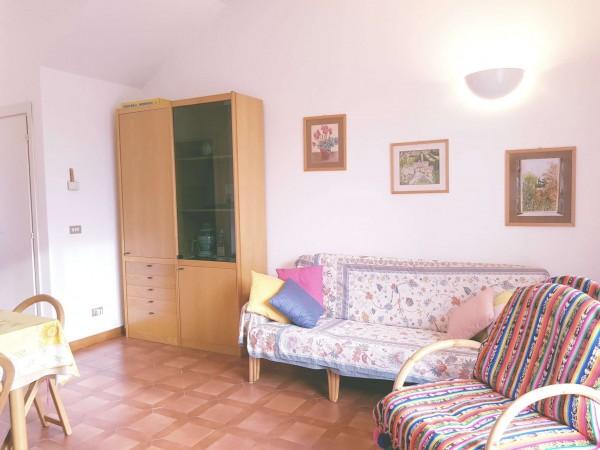Villetta a schiera in vendita a Bregano, Arredato, con giardino, 115 mq - Foto 49