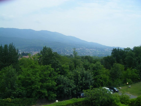 Villetta a schiera in vendita a Bregano, Arredato, con giardino, 115 mq - Foto 25