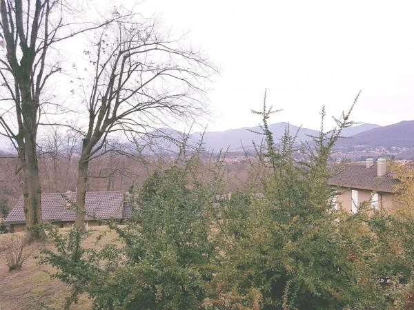 Villetta a schiera in vendita a Bregano, Arredato, con giardino, 115 mq - Foto 22