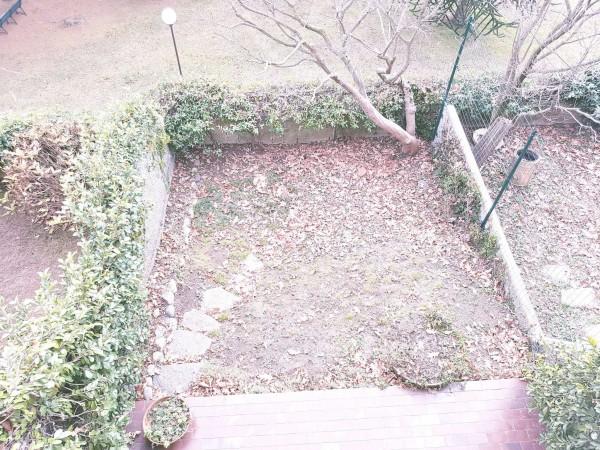 Villetta a schiera in vendita a Bregano, Arredato, con giardino, 115 mq - Foto 6
