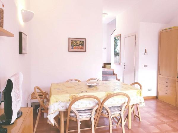 Villetta a schiera in vendita a Bregano, Arredato, con giardino, 115 mq - Foto 50