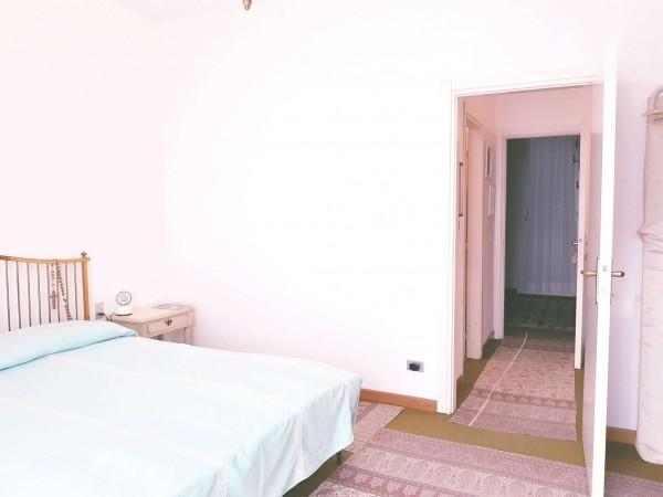 Villetta a schiera in vendita a Bregano, Arredato, con giardino, 115 mq - Foto 41