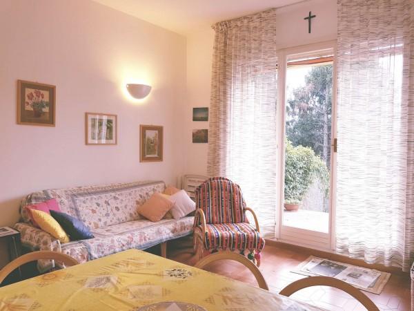 Villetta a schiera in vendita a Bregano, Arredato, con giardino, 115 mq - Foto 52
