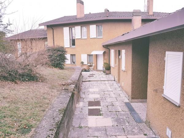 Villetta a schiera in vendita a Bregano, Arredato, con giardino, 115 mq - Foto 33