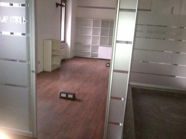 Ufficio in affitto a Milano, Via Morgagni, Bacone, 205 mq - Foto 5
