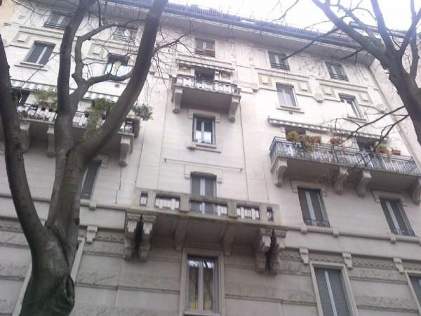 Ufficio in affitto a Milano, Via Morgagni, Bacone, 205 mq - Foto 1