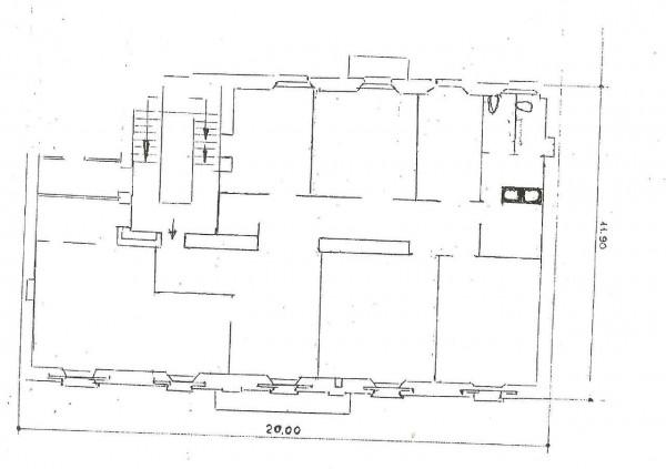 Ufficio in vendita a Milano, Via Morgagni, Bacone, 205 mq - Foto 6