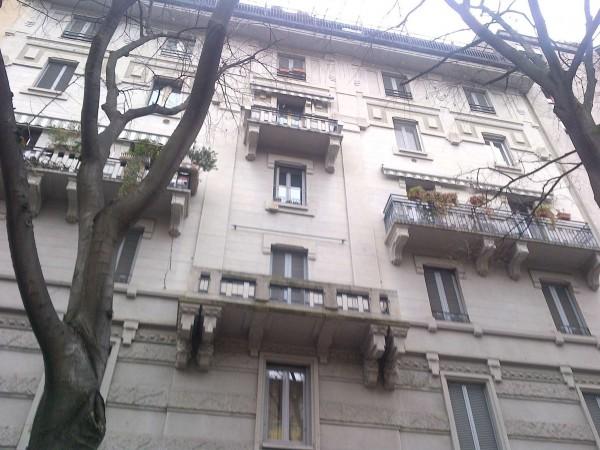 Ufficio in vendita a Milano, Via Morgagni, Bacone, 205 mq - Foto 1