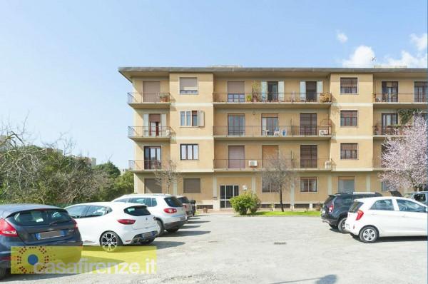 Appartamento in vendita a Firenze, Con giardino, 90 mq - Foto 2