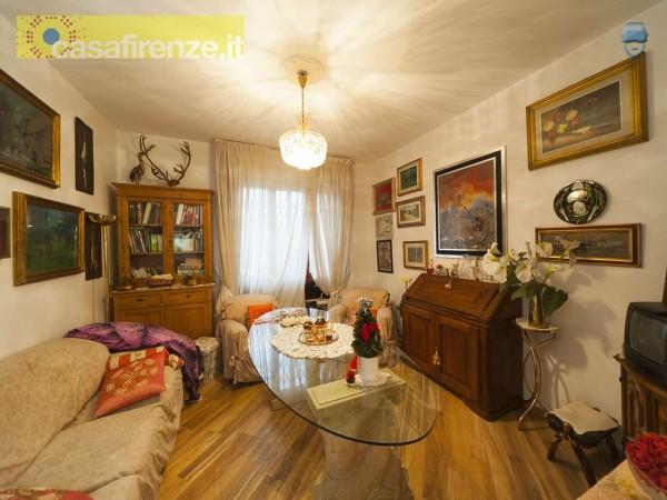Appartamento in vendita a Firenze, Con giardino, 90 mq