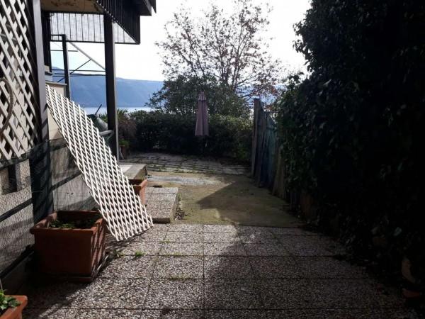 Appartamento in vendita a Castel Gandolfo, Castel Gandolfo, Con giardino, 90 mq