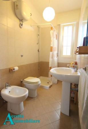 Villa in vendita a Leporano, Residenziale, Arredato, con giardino, 55 mq - Foto 6