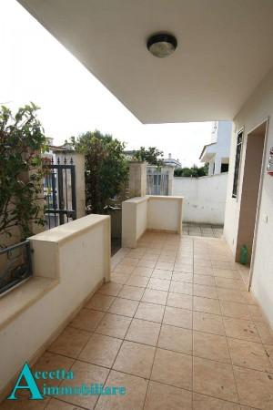Villa in vendita a Leporano, Residenziale, Arredato, con giardino, 55 mq - Foto 4