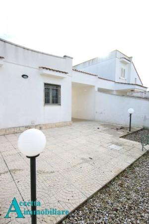 Villa in vendita a Leporano, Residenziale, Arredato, con giardino, 55 mq - Foto 13