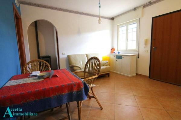 Villa in vendita a Leporano, Residenziale, Arredato, con giardino, 55 mq - Foto 9