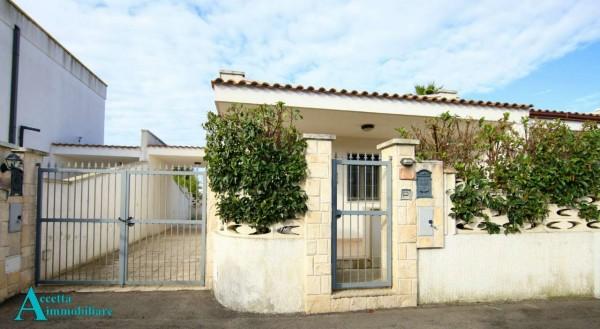 Villa in vendita a Leporano, Residenziale, Arredato, con giardino, 55 mq
