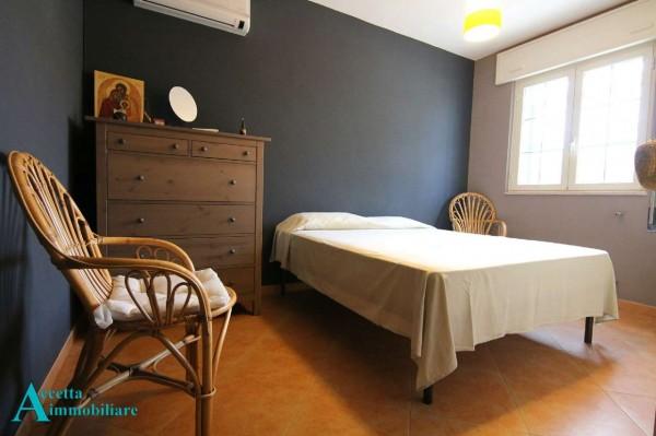 Villa in vendita a Leporano, Residenziale, Arredato, con giardino, 55 mq - Foto 8