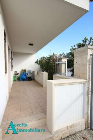 Villa in vendita a Leporano, Residenziale, Arredato, con giardino, 55 mq - Foto 11