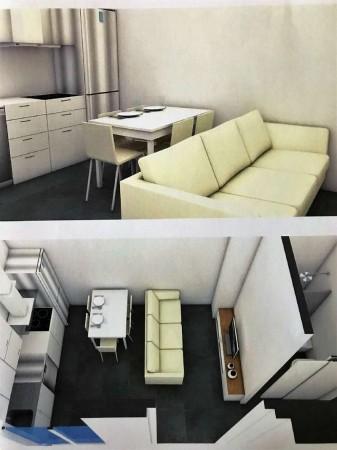 Appartamento in vendita a Torino, San Paolo, 40 mq - Foto 6
