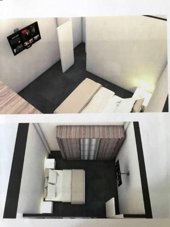 Appartamento in vendita a Torino, San Paolo, 40 mq - Foto 4