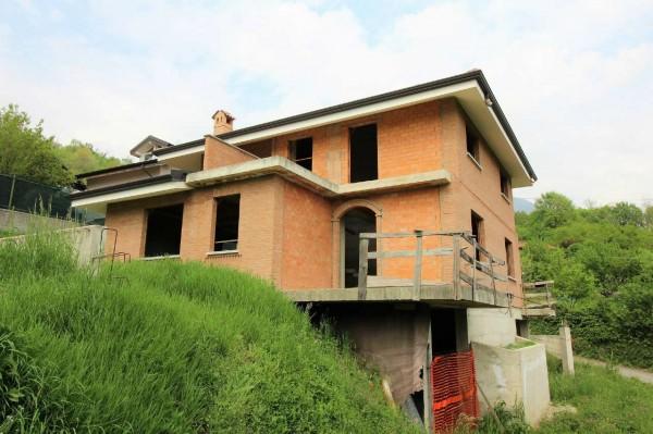Villa in vendita a Villar Dora, Centro/prima Collina, Con giardino, 211 mq - Foto 3