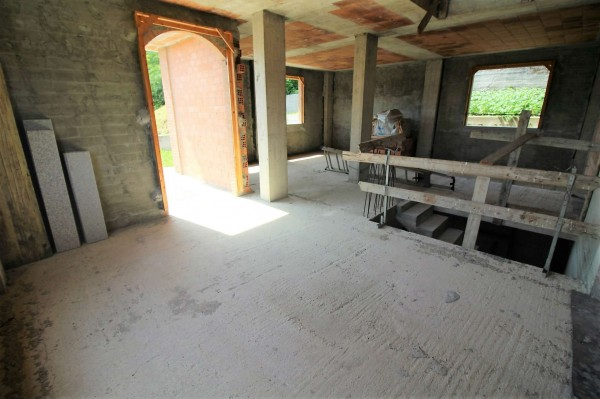 Villa in vendita a Villar Dora, Centro/prima Collina, Con giardino, 211 mq - Foto 14