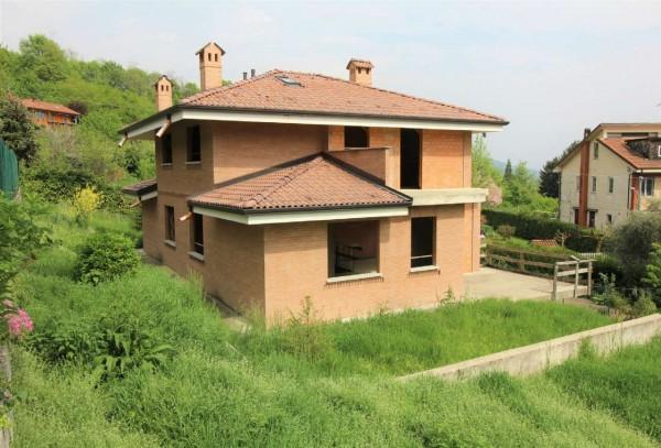 Villa in vendita a Villar Dora, Centro/prima Collina, Con giardino, 211 mq - Foto 2